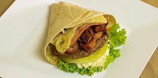 Wrap de Carne