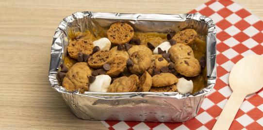 Mini Chips Brownie Cookie Dough 320gr (Congelado)