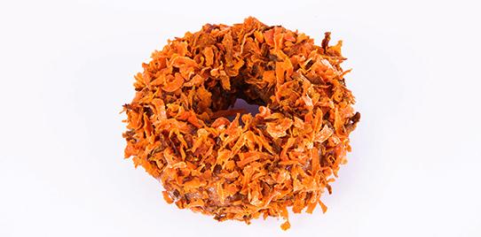 Torta por Porción Donut de Ternera y Zanahoria 80gr