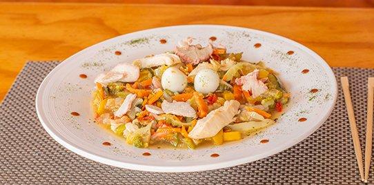 Chow Suey Mixto