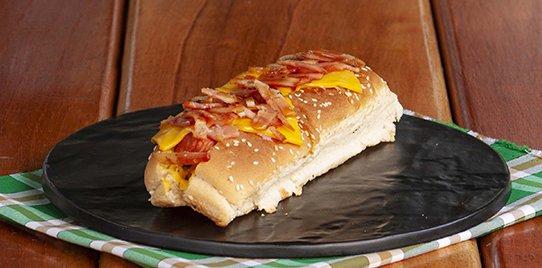 Hot Dog Queso  Cheddar