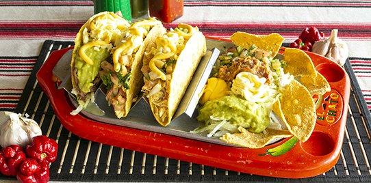 Trío Tacos
