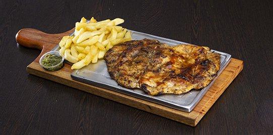 Filete de Pollo BBQ 300 gr