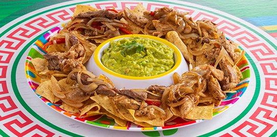 Nachos Tex - Mex Mixtos