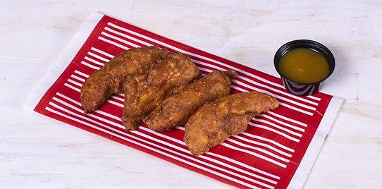 4 Chicken Tenders
