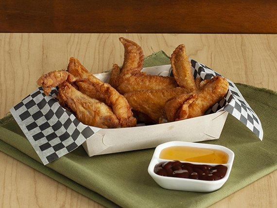 Alitas de Pollo x 5 Unidades