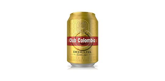 Club Colombia Lata 330 ml