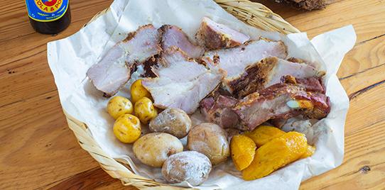 Porción de Carne