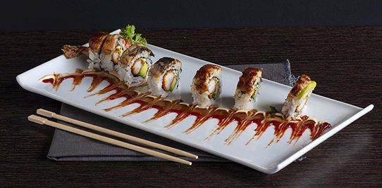 Sushi Dragon Maki