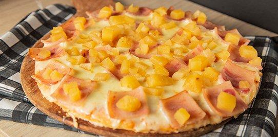 Pizza Grande Hawaiana