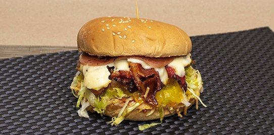 Hamburguesa Super Especial