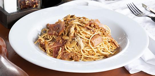 Spaghetti Especial