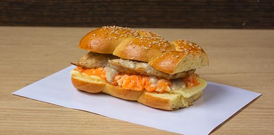 Sándwich de Filete de Pollo