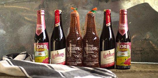 Six Pack Cervezas Frutas