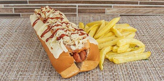 Hot Dogland Combi