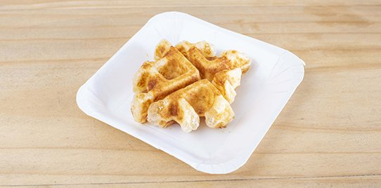 Waffle Yuca
