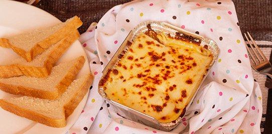 Lasagna Mix 2 Opciones