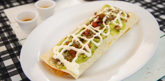 Burro de Chorizo
