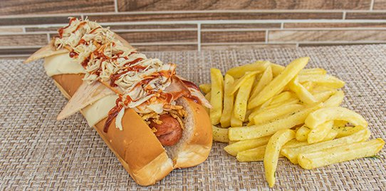 Hot Dogland de la Casa
