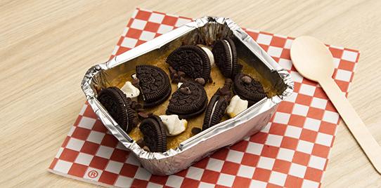 Oreo Brownie Cookie Dough y Arequipe 320gr (Congelado)