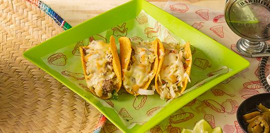 Combito Tacos x 3
