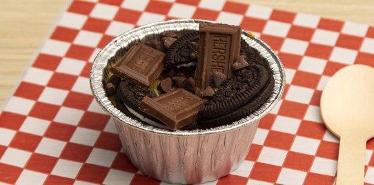 Oreo y Hershey's Brownie Cookie Dough 120gr (Congelado)