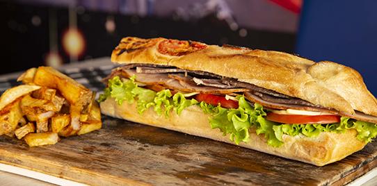 Sándwich Júpiter