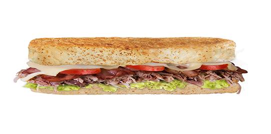 Sándwiche Cerdo Tocineta
