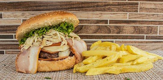 Burgerland de la Casa
