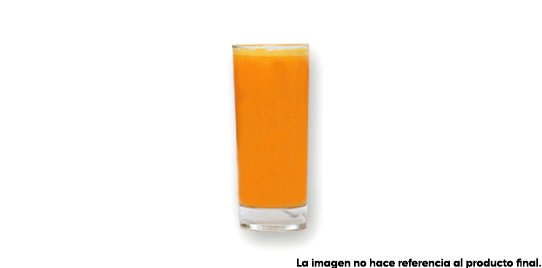 Jugo Natural en Agua 16 Oz