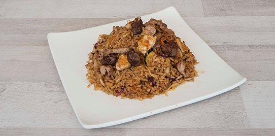 Rice Tailandia Mixto Familiar