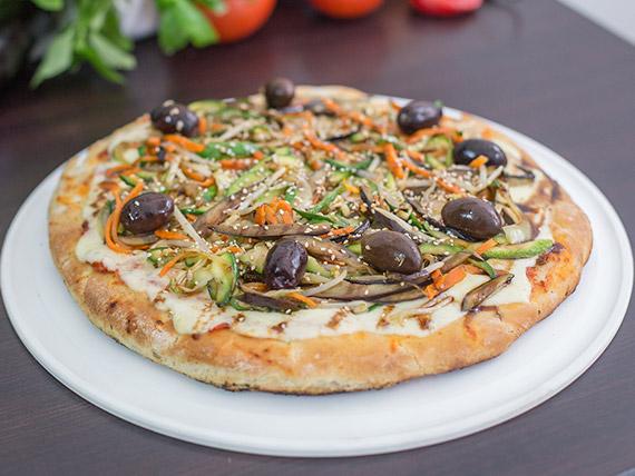 Pizza wok
