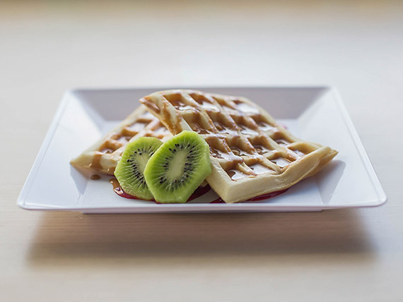 Waffles argentinos