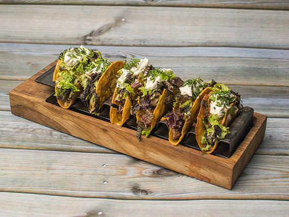 Tacos set (6 unidades)