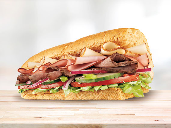 Subway club (15 cm)