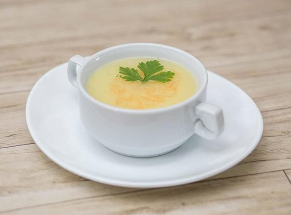 Sopa de pollo 250 ml