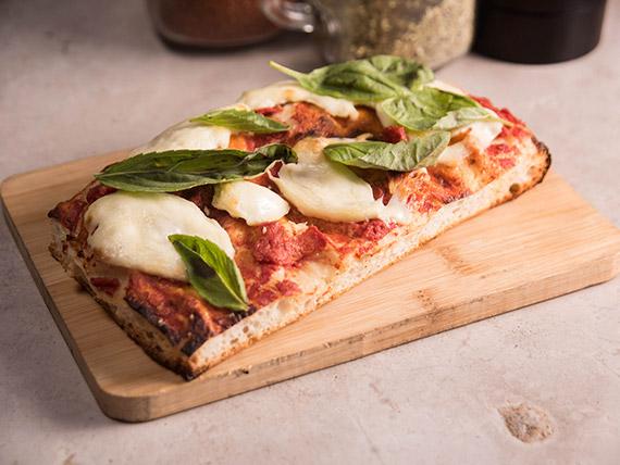Pizza Don - Margherita con mozzarella de bufala