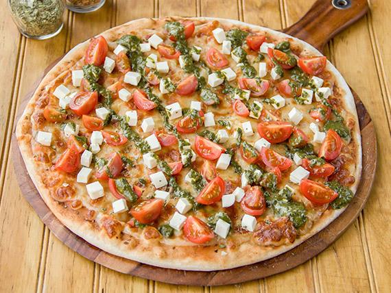 "Pizza ""Caprese"""