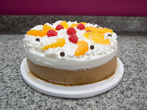 Torta de dulce de leche (1 kg)