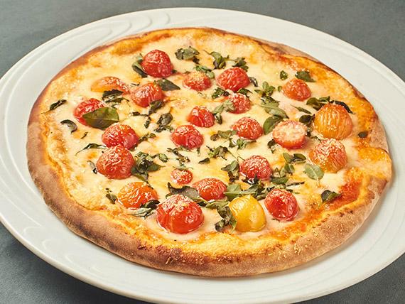 Pizza especial broto - salve a rainha