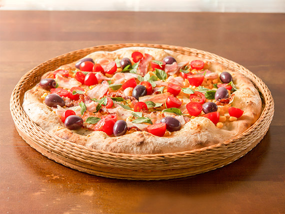05 - Pizza Grid 2