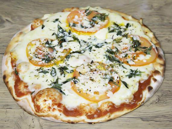 20 - Pizza marguerita