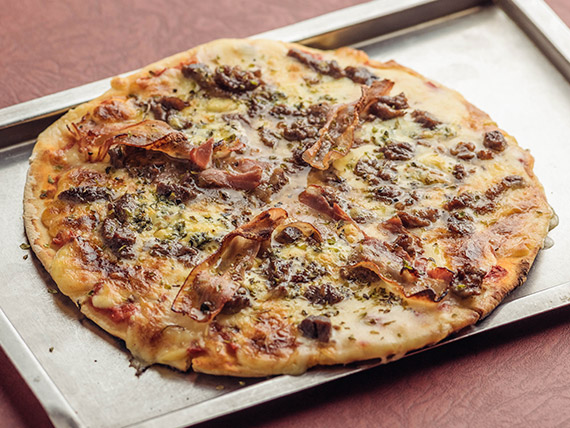 Pizza roque bacon