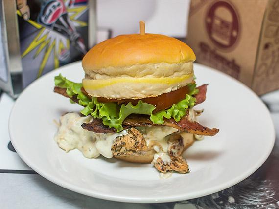 Hambúrguer N4 - The Force