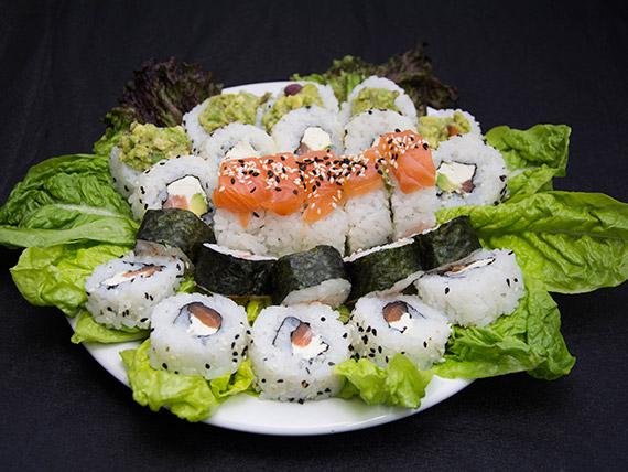Combo salmón - 45 piezas