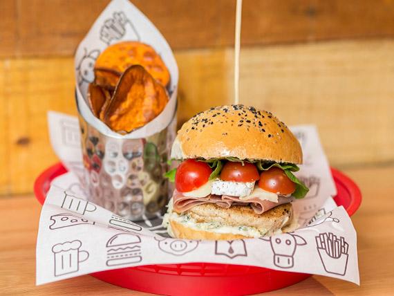 Burger Pasadena