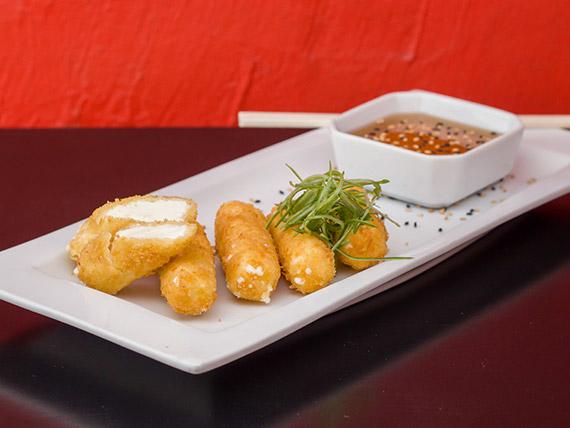 Cheese furai (5 unidades)