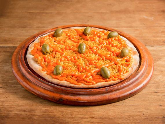 124 - Pizza cheddar