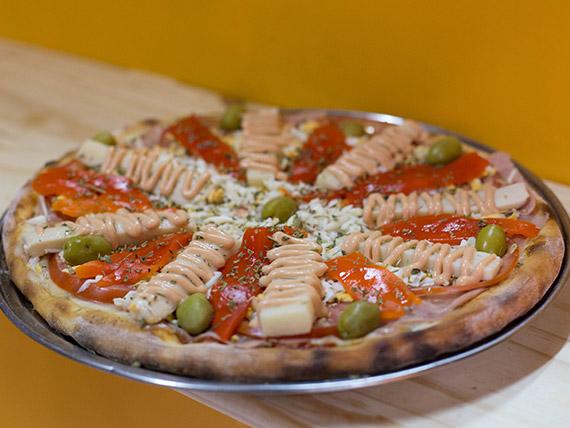 Pizza la Gran Stefano