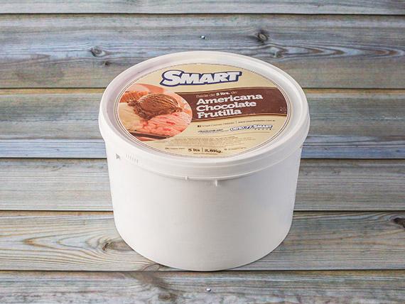 Balde común helado 5 L